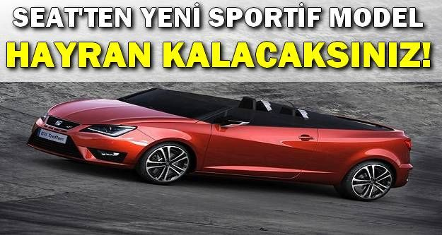 Seat'tan Yeni Sportif Model