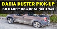 Dacia Duster'a pick-up...