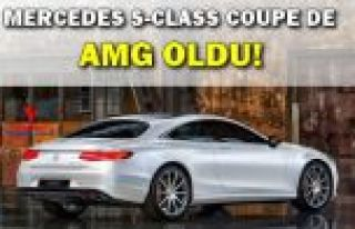 "S-Class Coupe'ta ""AMG"" Oldu!"