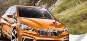 2014 Model BMW Concept Active Tourer